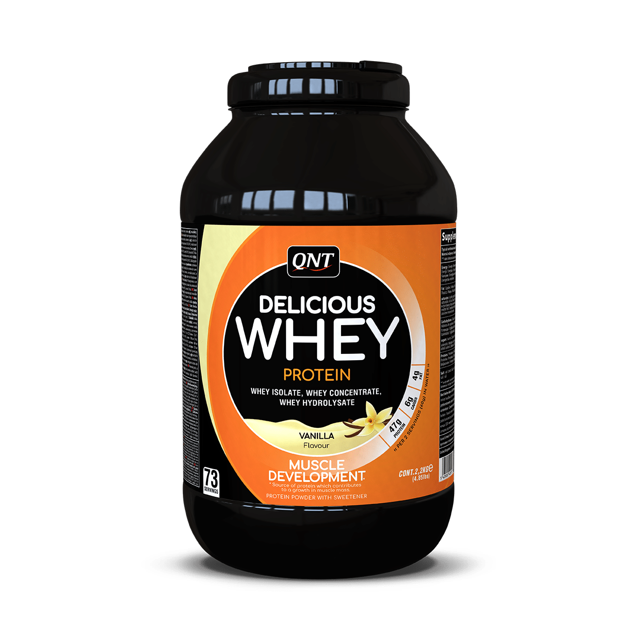 Delicious Whey Protein Powder MIX FLAVOUR 2 , 2 kg
